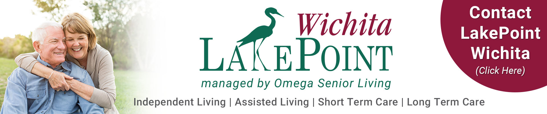 Contact LakePoint Wichita for Long Term Care, Assisted Living, Short Term Care & Long Term Care needs.